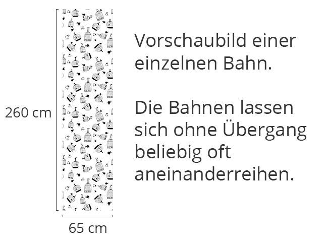 Designtapete Freies Vöglein