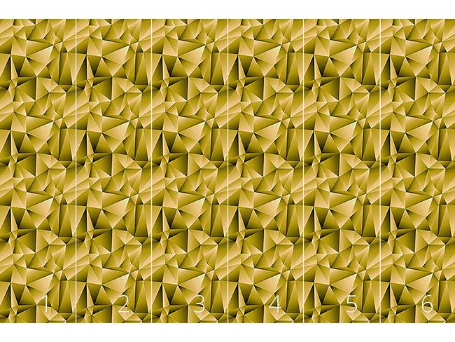 Designtapete Gold Glamour
