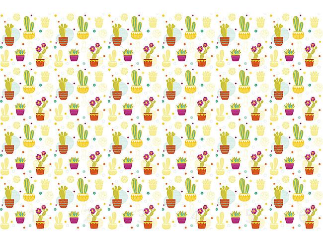 Designtapete Kaktus
