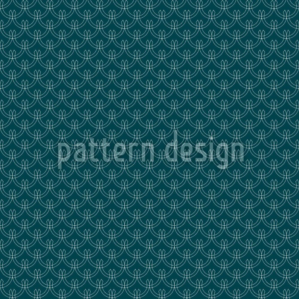 Designtapete Barock vs Moderne
