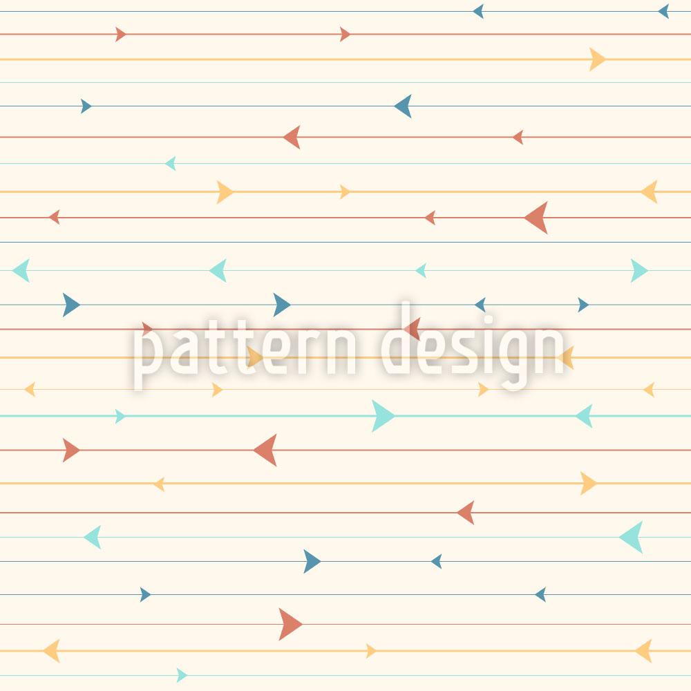 Designtapete Zwei Mögliche Richtungen