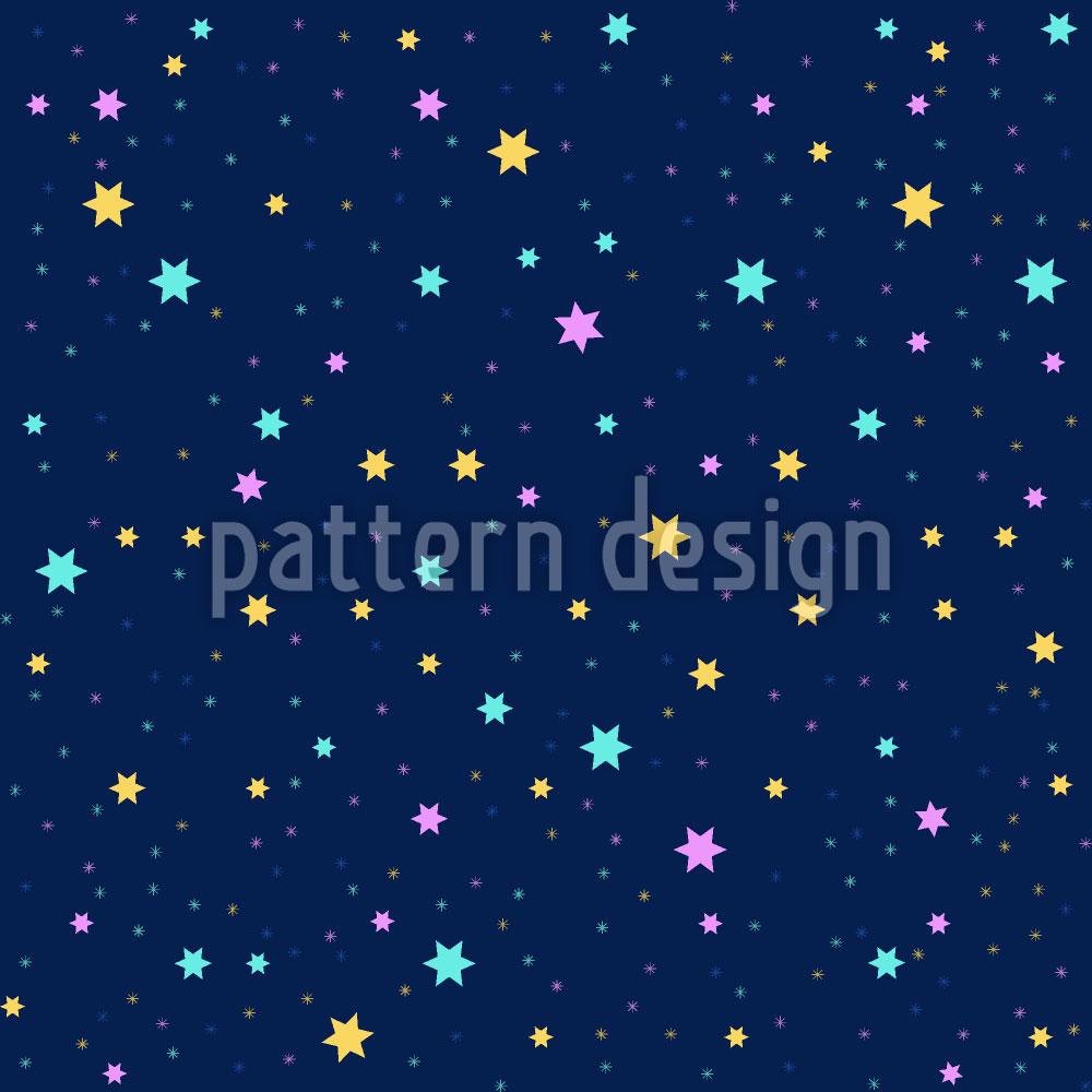 Designtapete Mein Stern