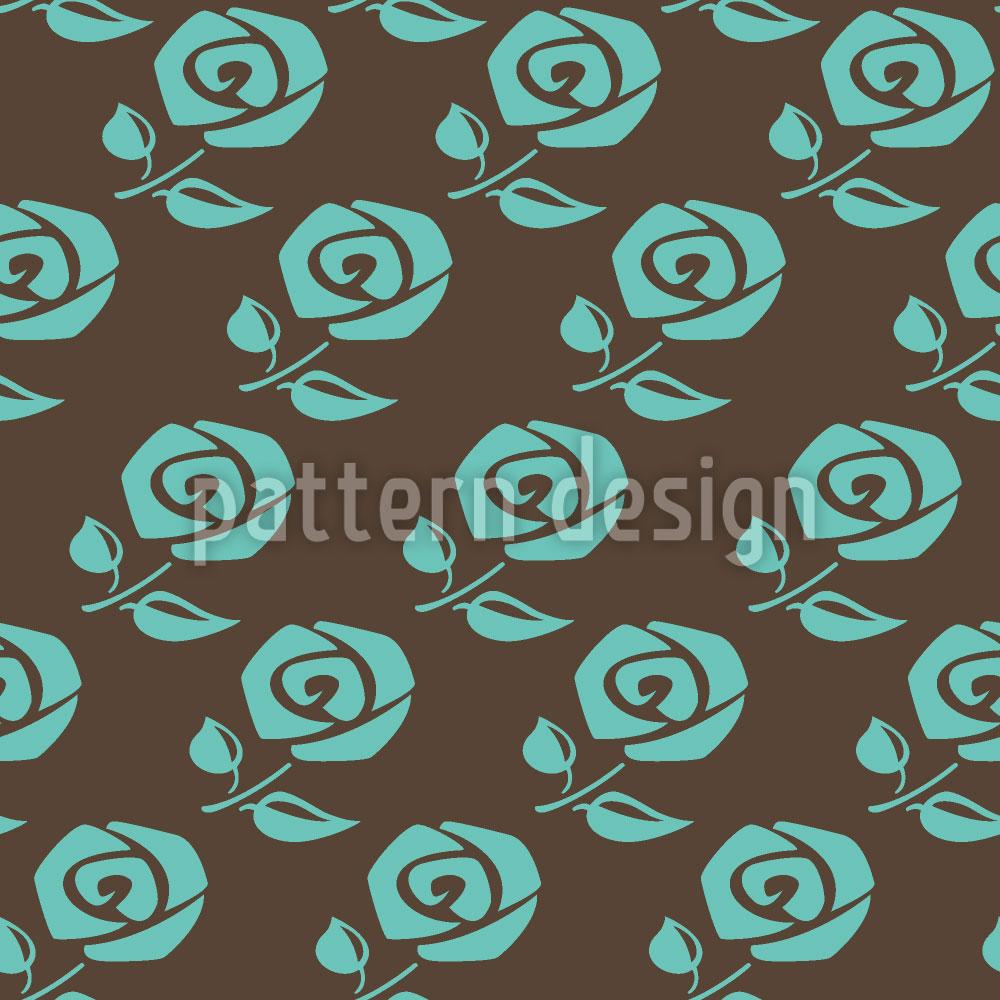 Designtapete Lieblings Rose