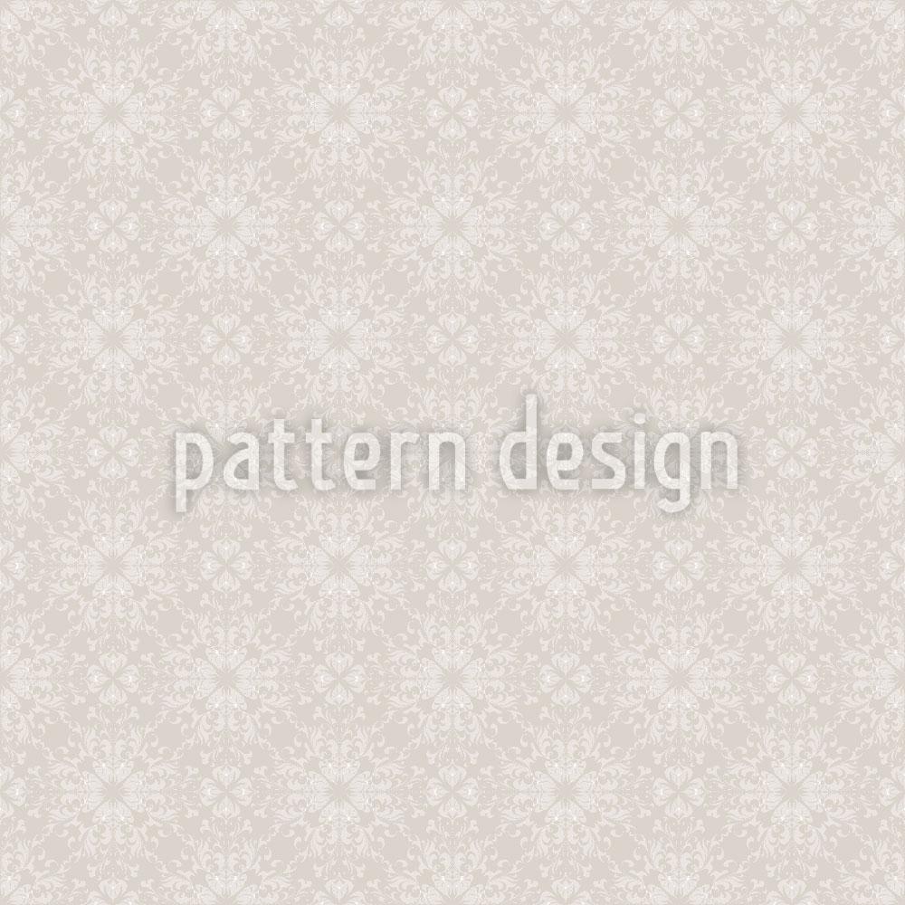 Designtapete Vintage Pracht