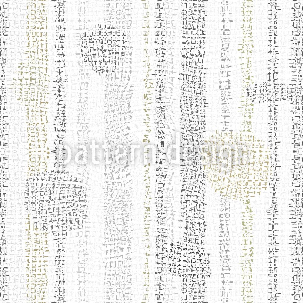 Designtapete Streifen Mit Struktur