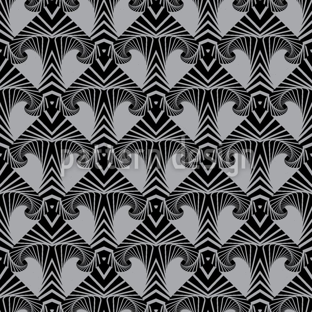 Designtapete Maori Pfeil