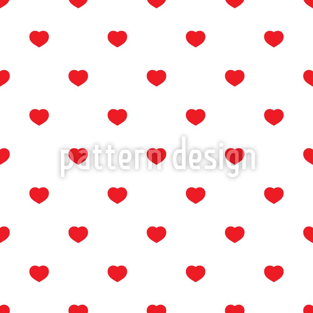 Designtapete Sweetheart