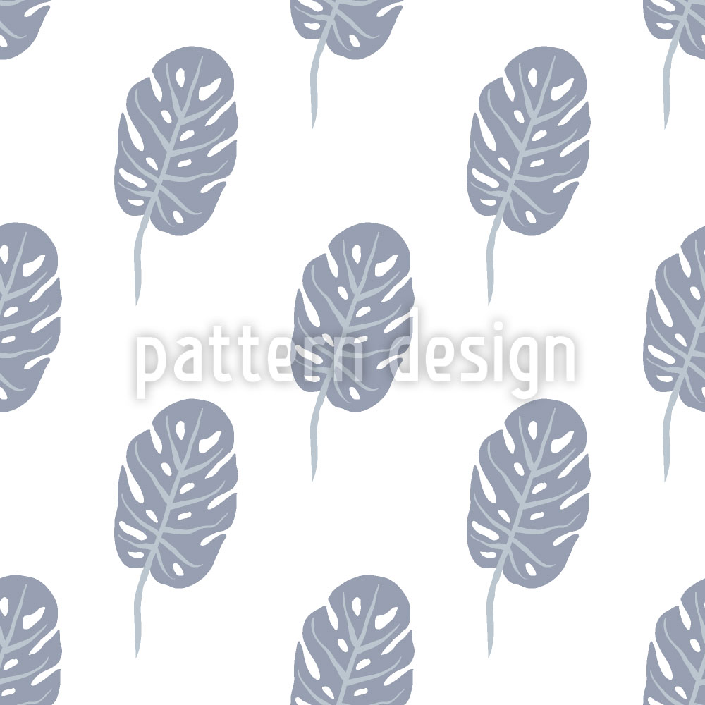 Designtapete Monstera
