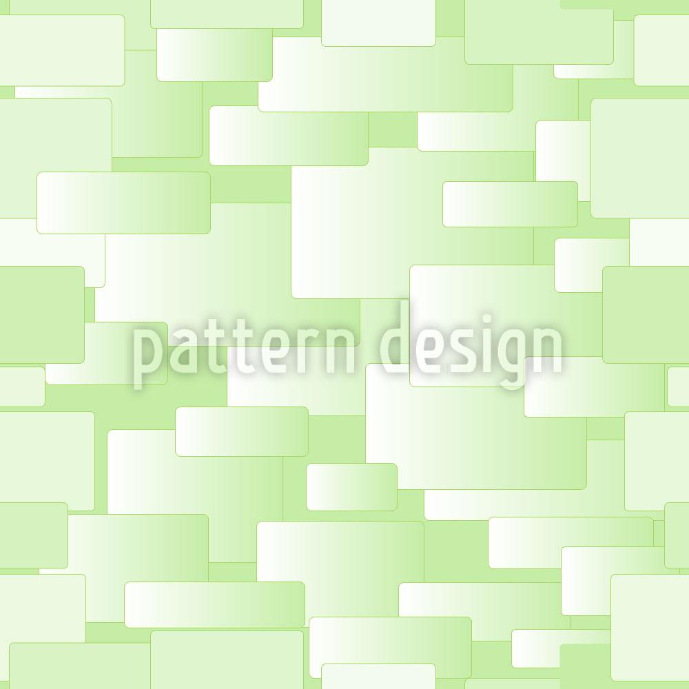 Designtapete Abstrakte Rechtecke