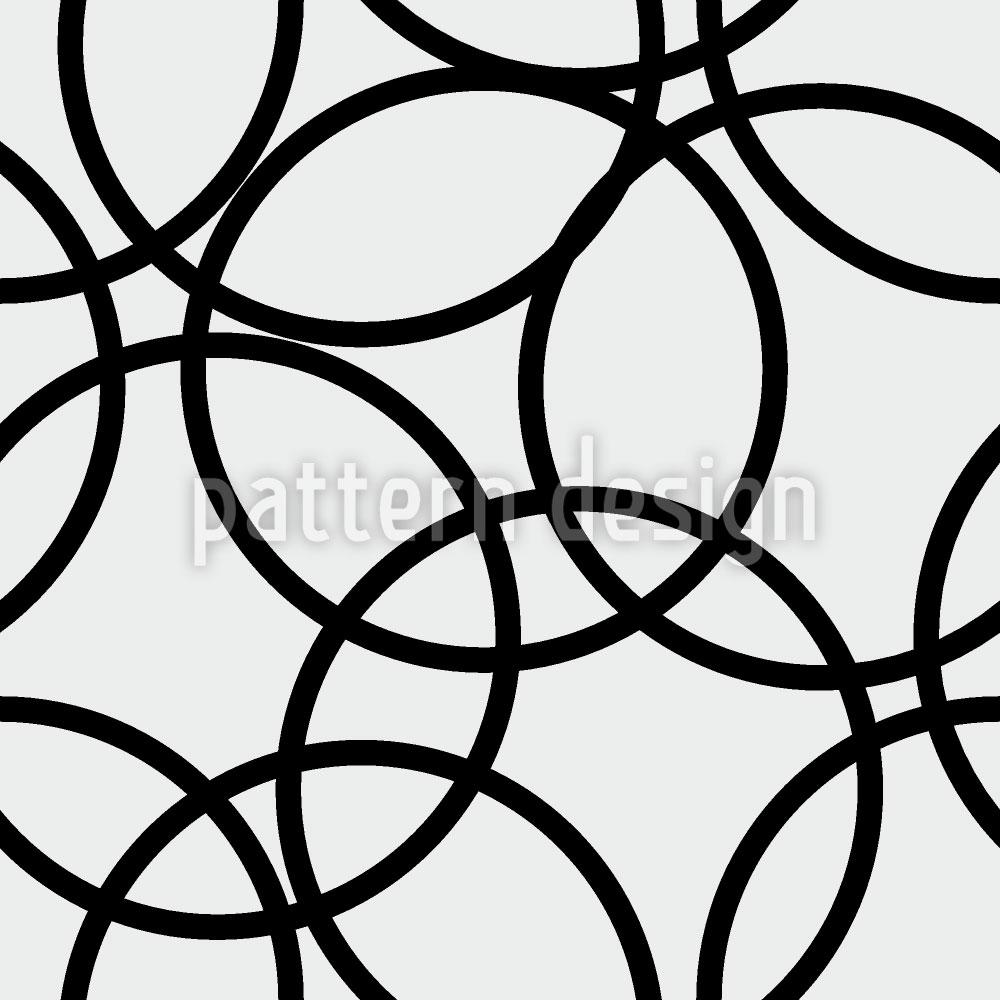 Designtapete Ring Frei