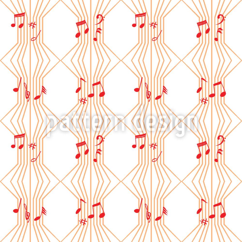 Designtapete Ars Musica II