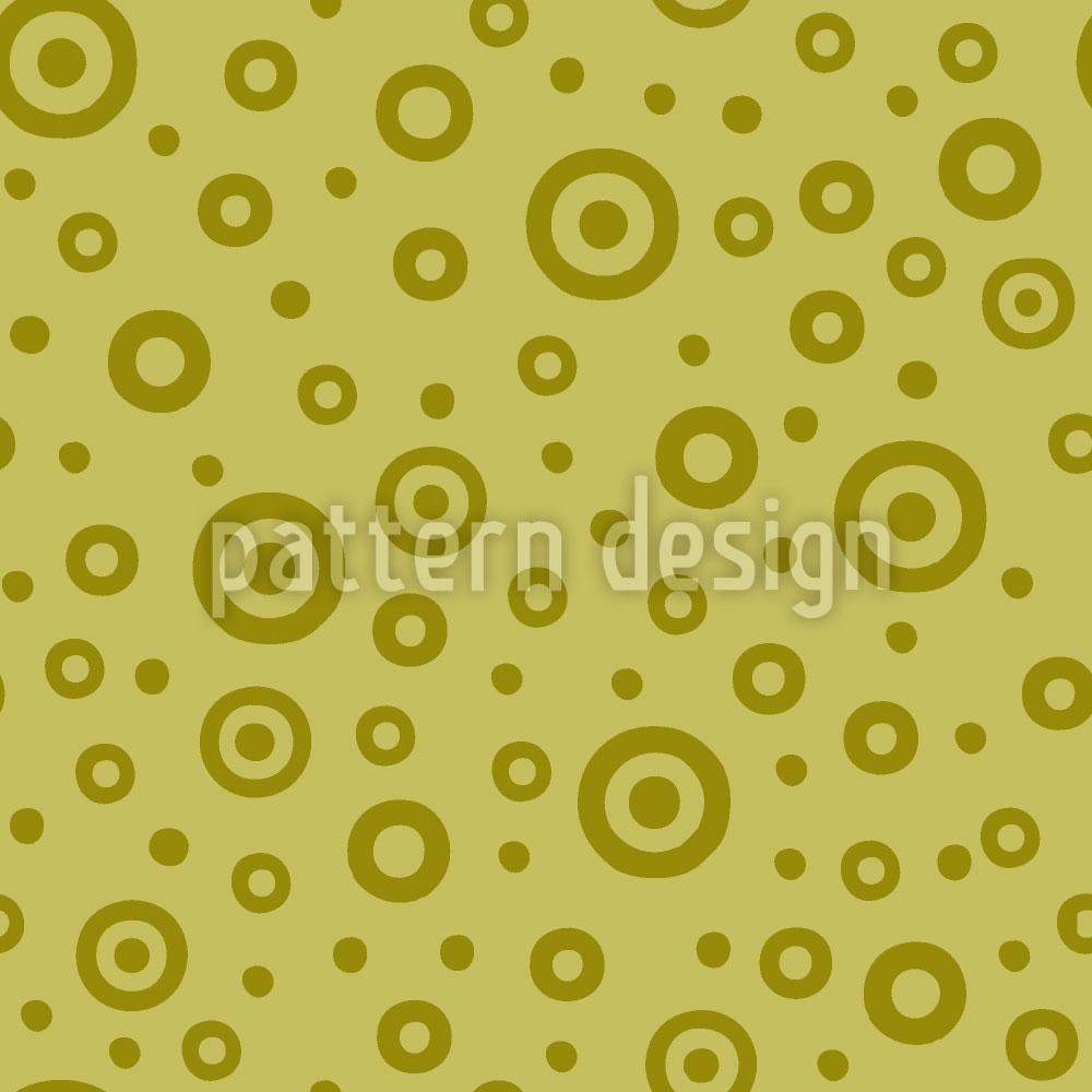 Designtapete Grüne Darts