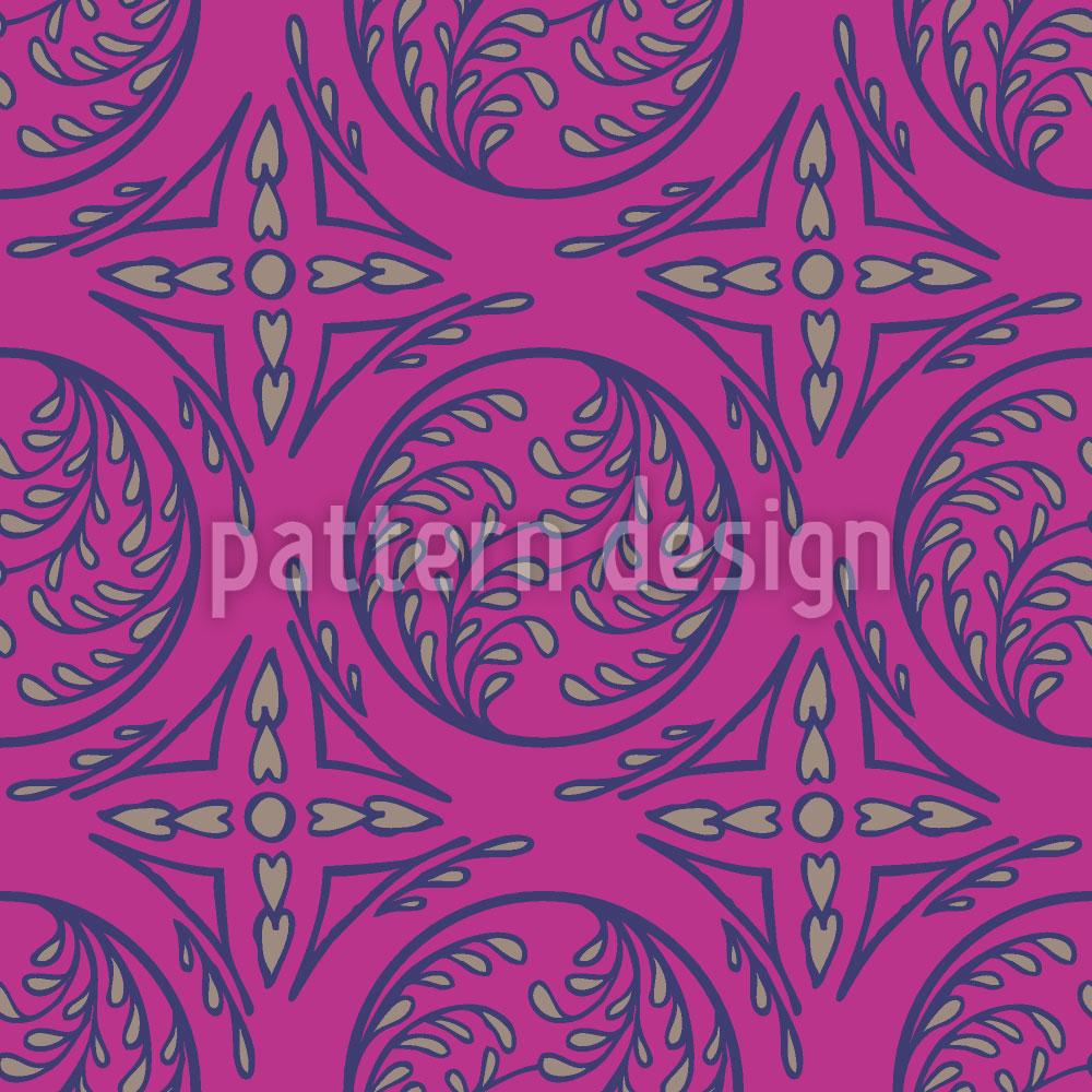 Designtapete Pintoretto Pink
