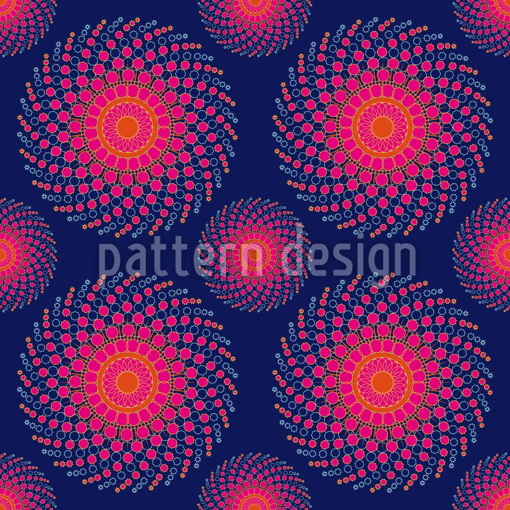 Designtapete Spiralnebel