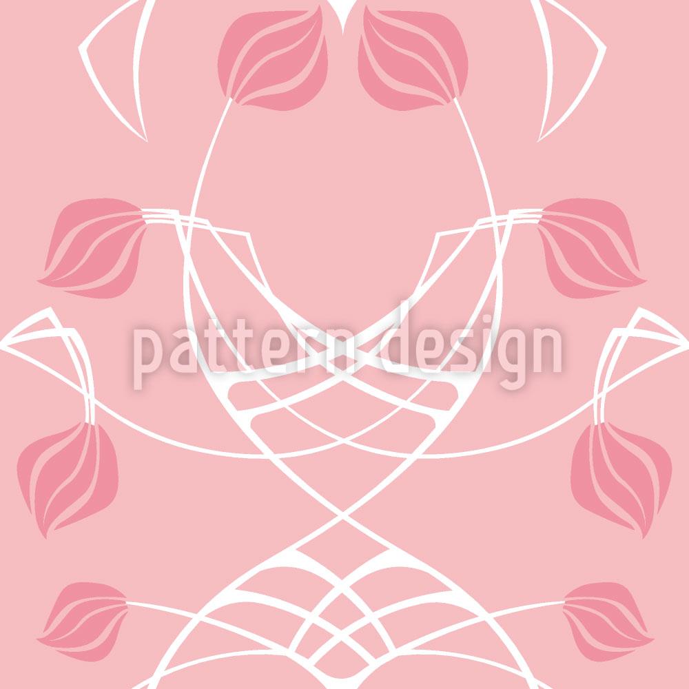 Designtapete Arwens Dream Rosa