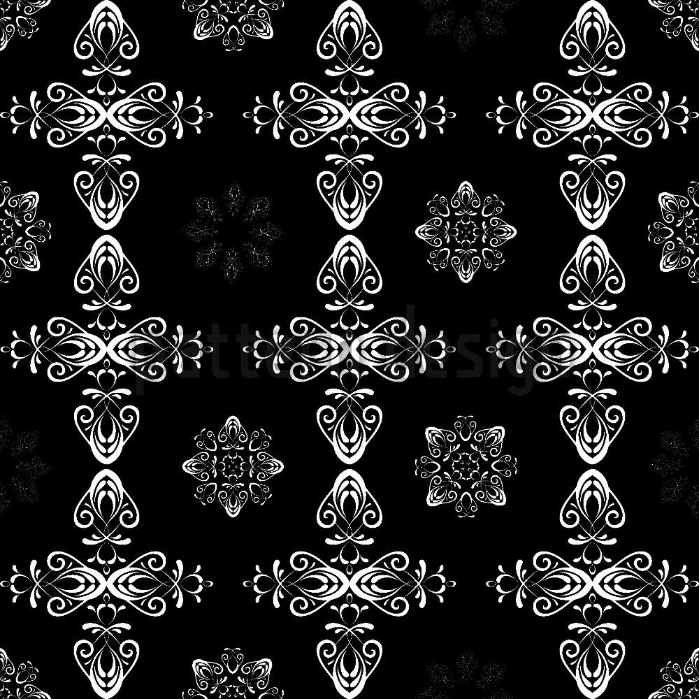 Designtapete Renaissance Kristall