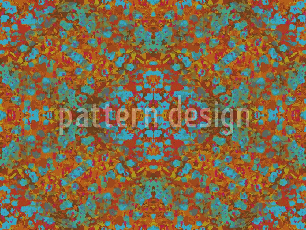 Designtapete Hypnotic