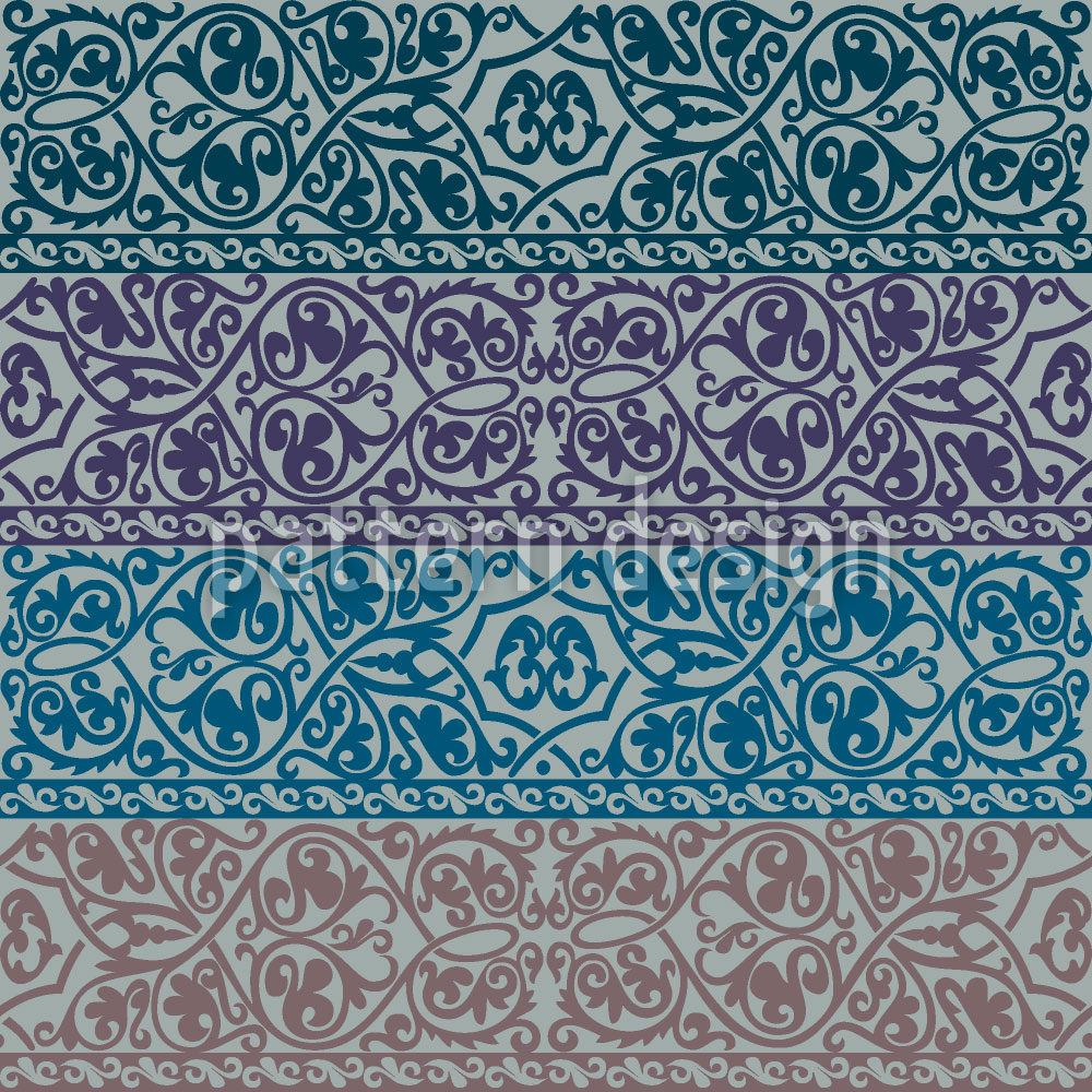 Designtapete Tiziano Color
