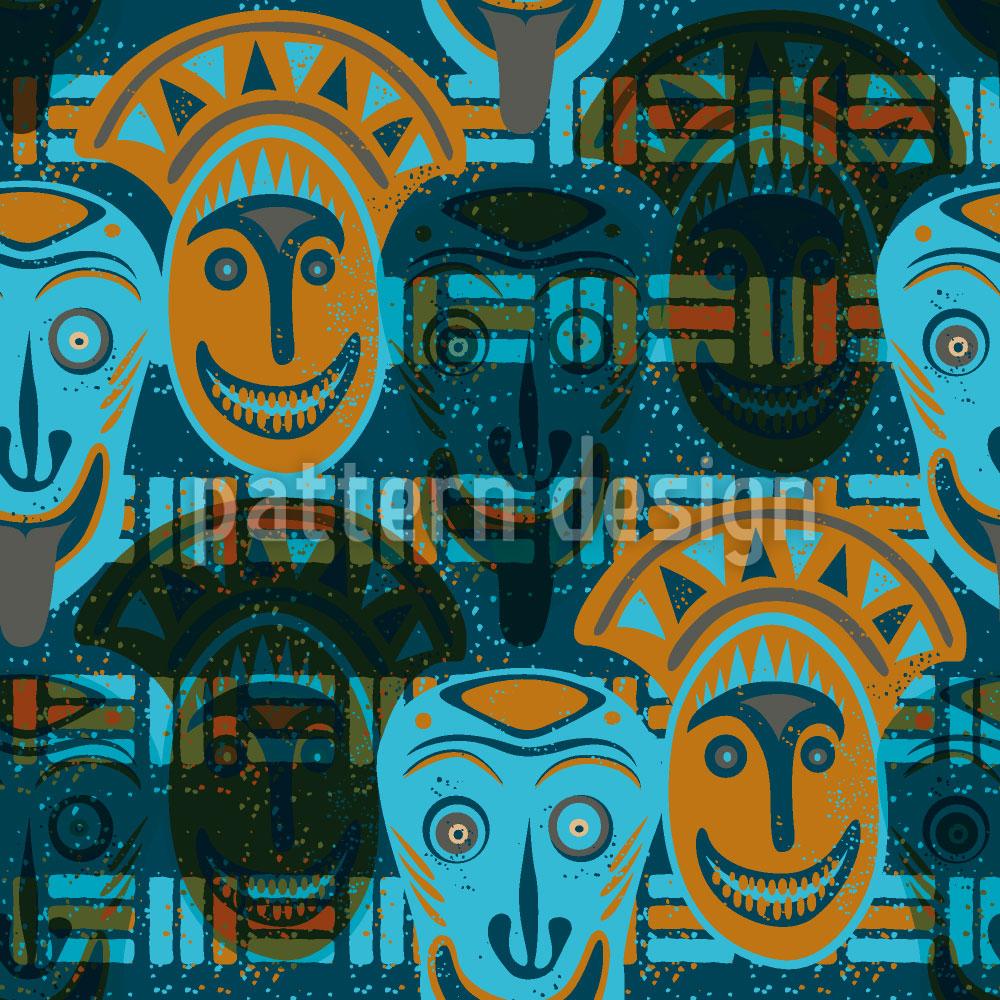 Designtapete Popocatepetls Vision