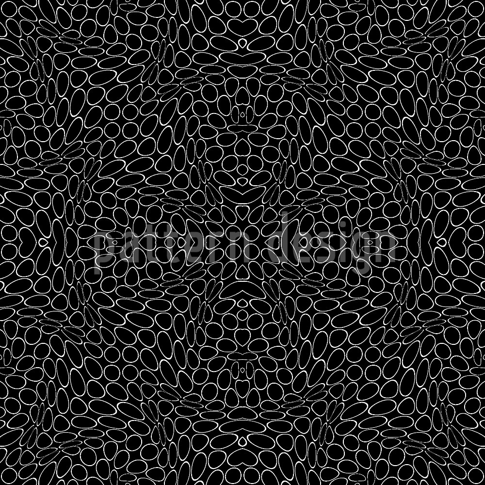 Designtapete Abstrakte Haut