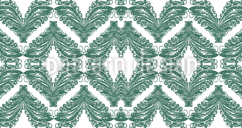 Designtapete Emeraldo