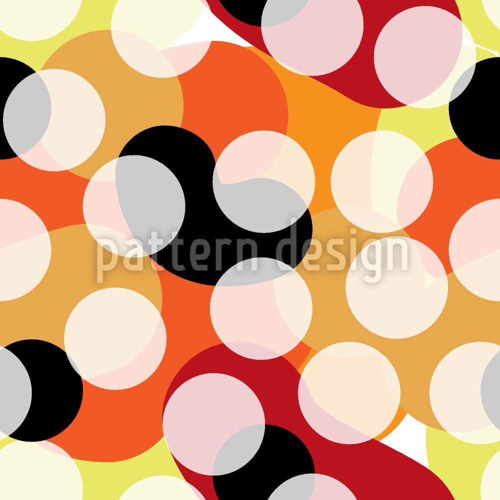 Designtapete Farben Der Aborigines