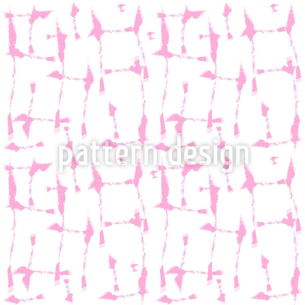 Designtapete Batik Soft