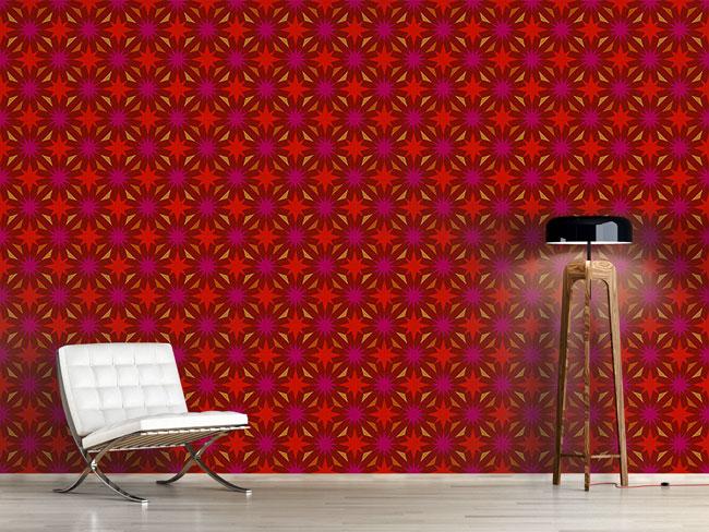 Designtapete Etoiles De Gaudy