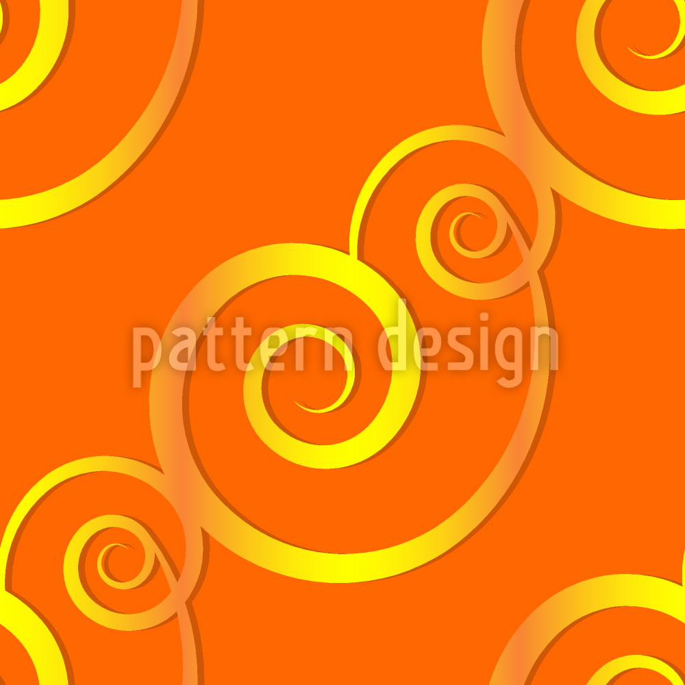 Designtapete Goldlöckchen