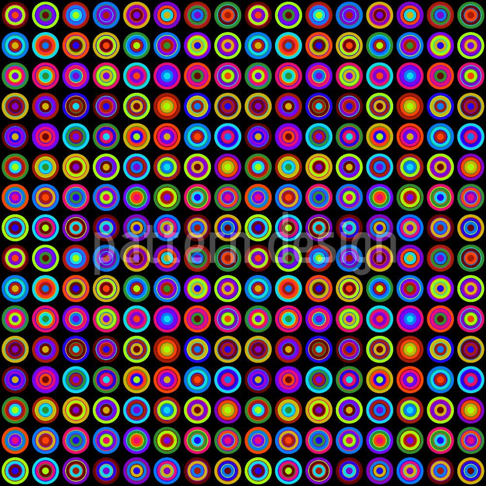 Designtapete Murano Circles
