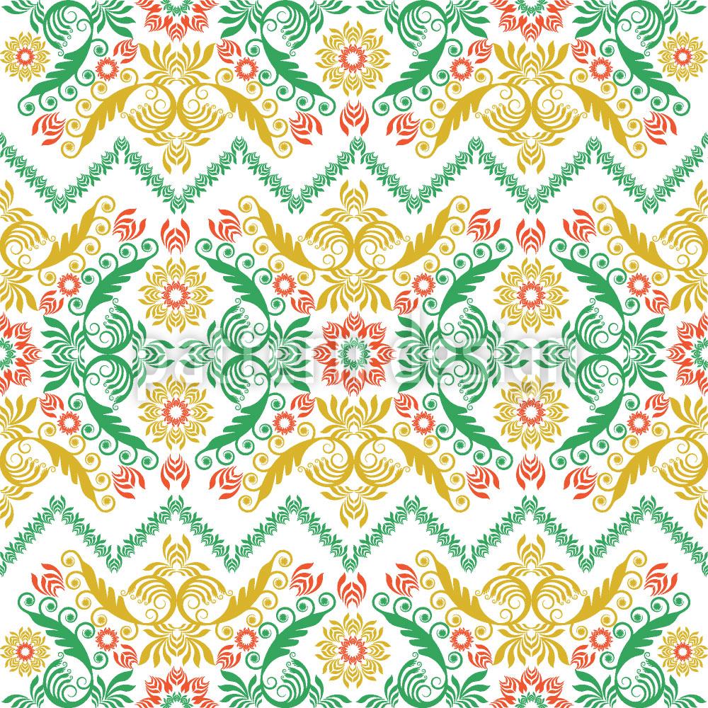 Designtapete Flora Arabica