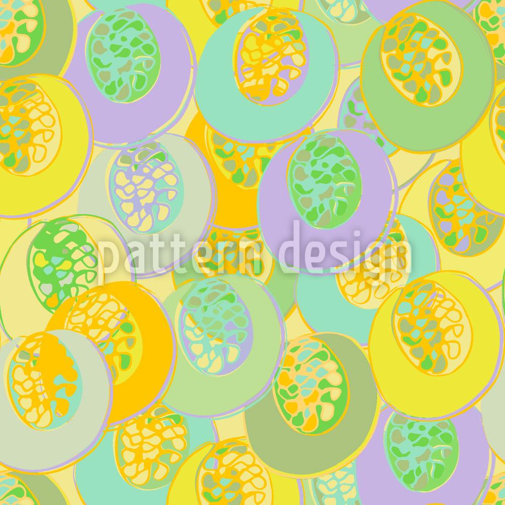 Designtapete Citronelli