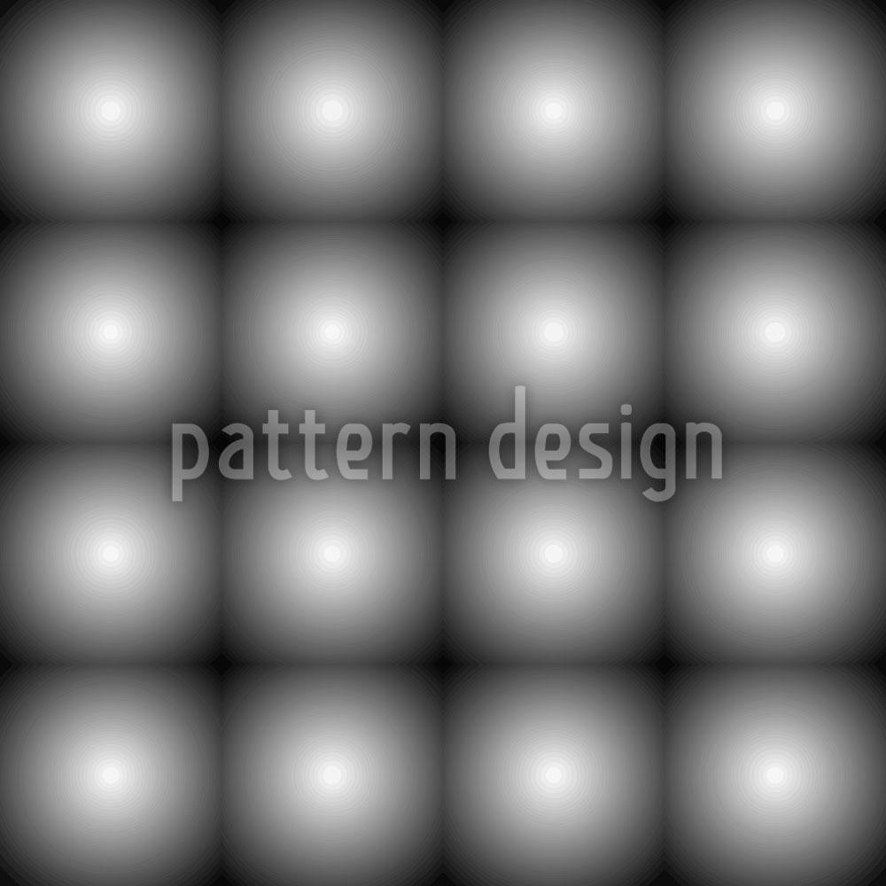 Designtapete Lichtflecken
