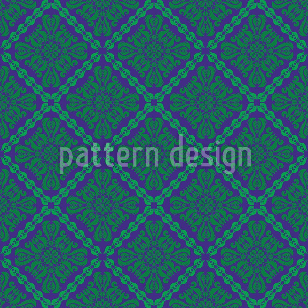 Designtapete Green Dream