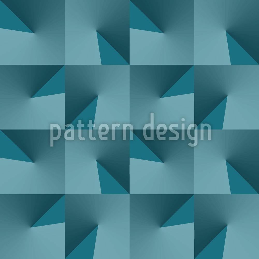 Designtapete Zerbrochenes Glas
