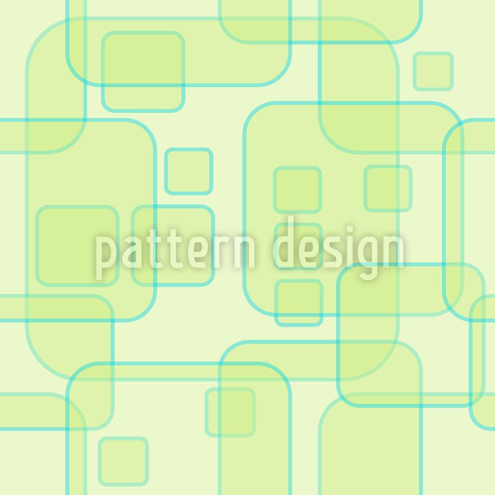 Designtapete Theorien Des Quadrats