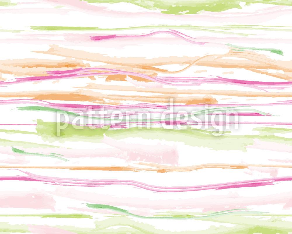 Designtapete Landschaft