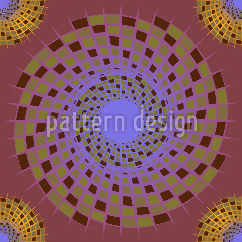 Designtapete Fusion
