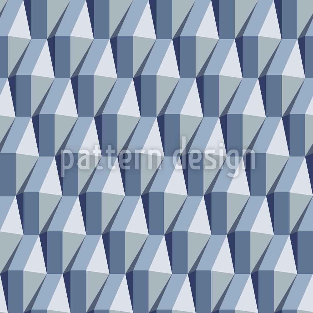 Designtapete Kristall Kollektoren