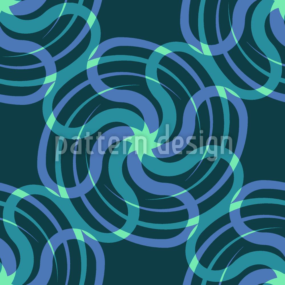 Designtapete Medusas Sternenwirbel