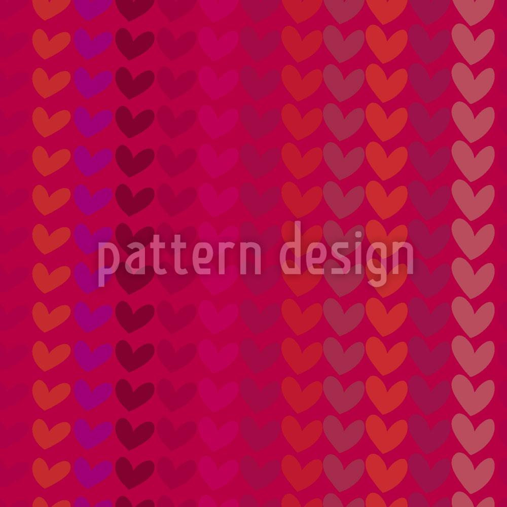 Designtapete Love Me Do