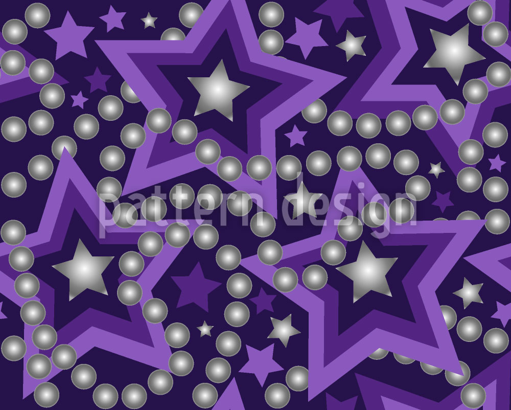 Designtapete Perla Stellar