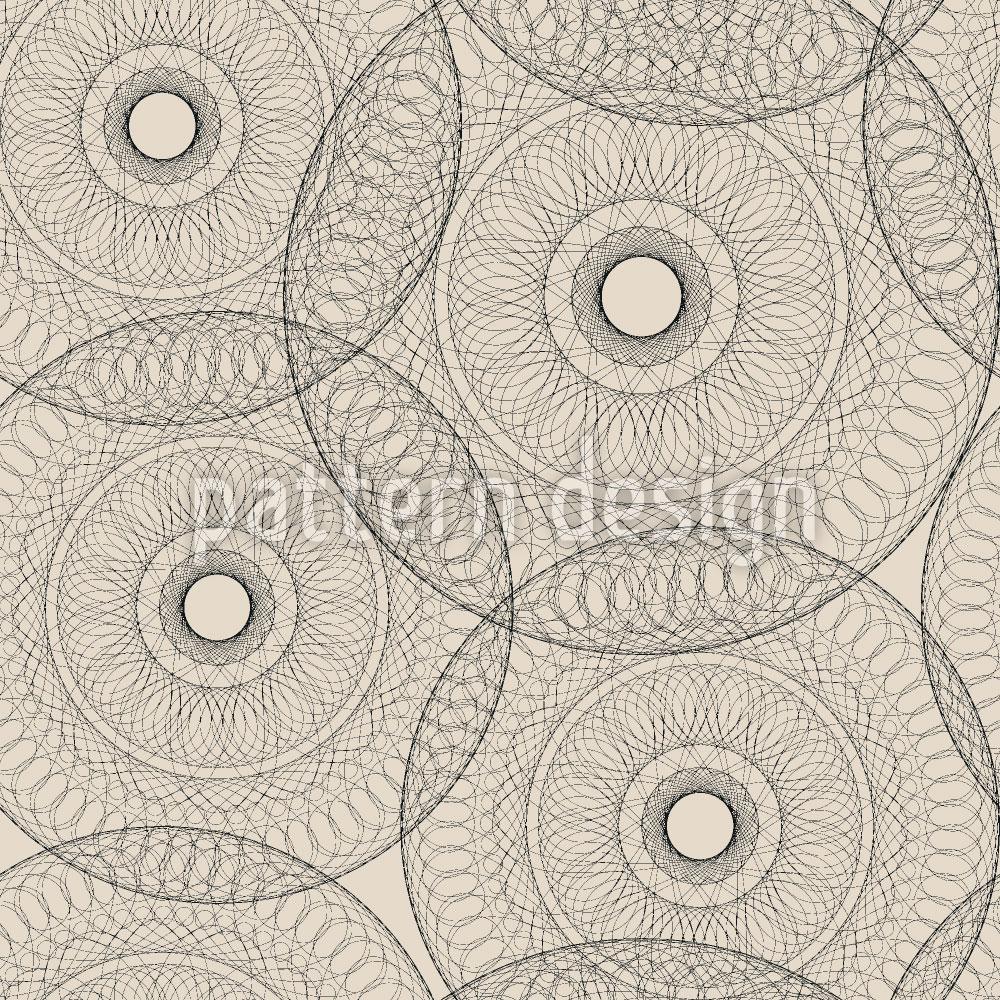 Designtapete Keep Rolling