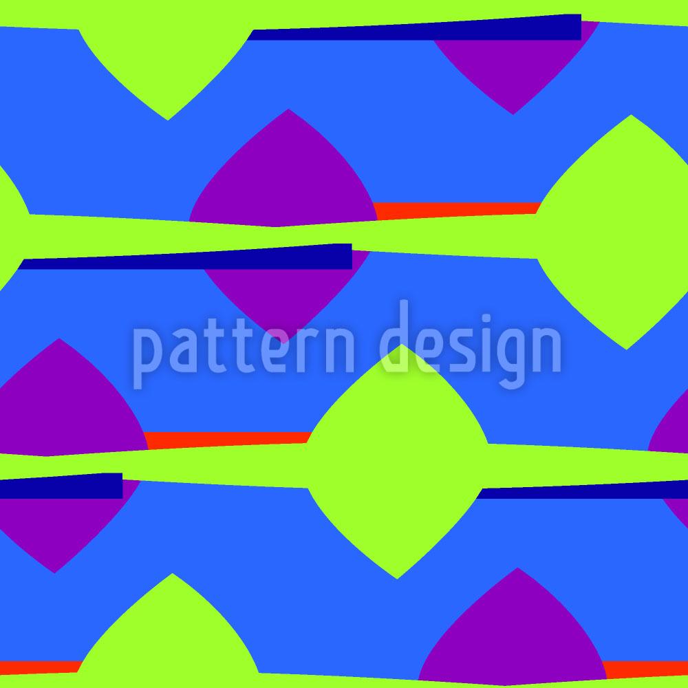 Designtapete Karos Tanzen Westwood