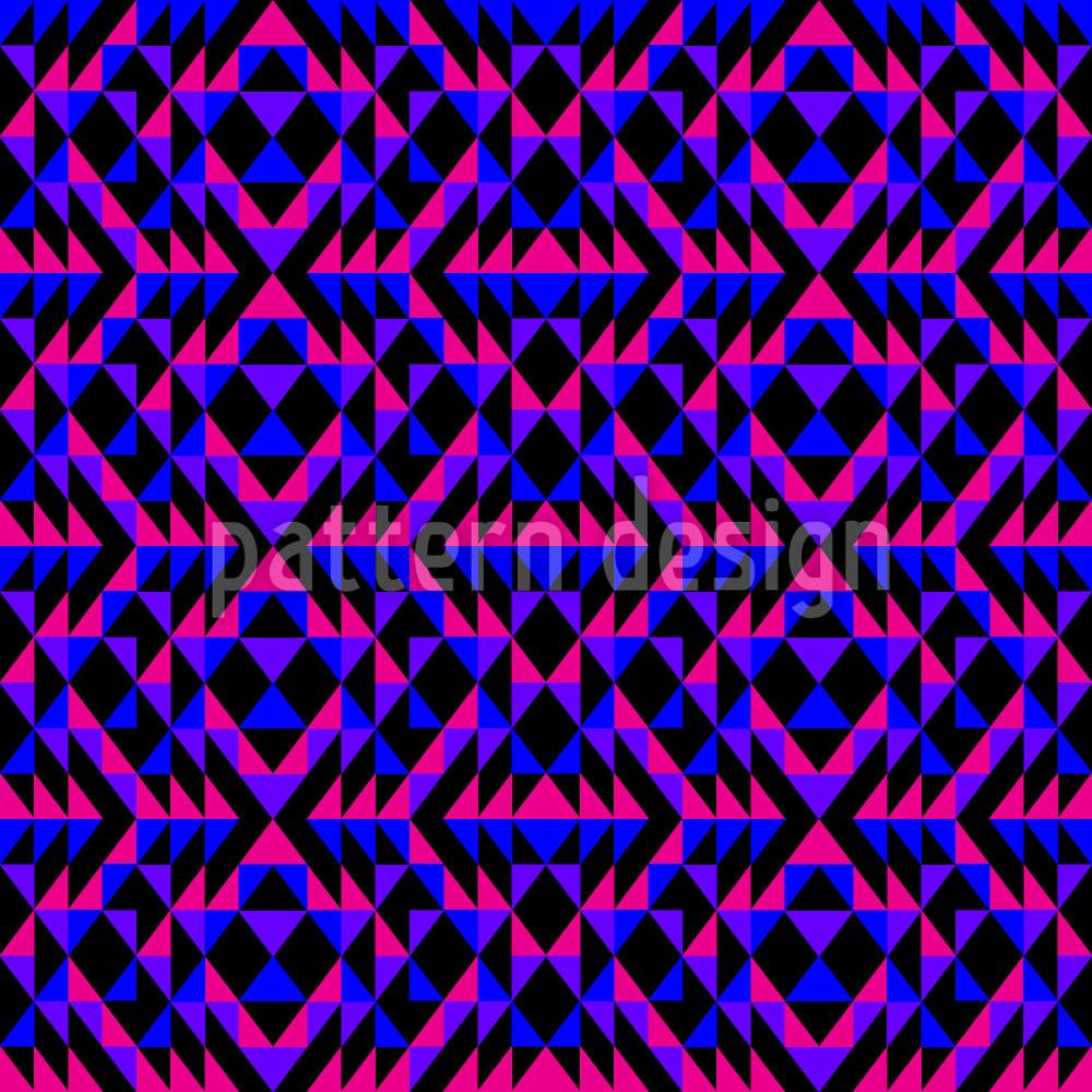 Designtapete Ultra Geo Symmetrie