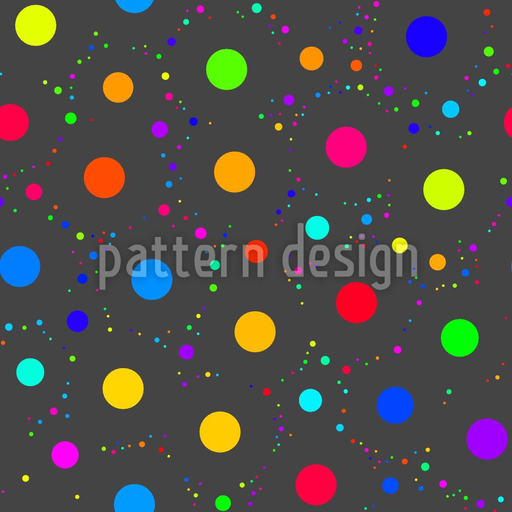 Designtapete Space Baby Bubble