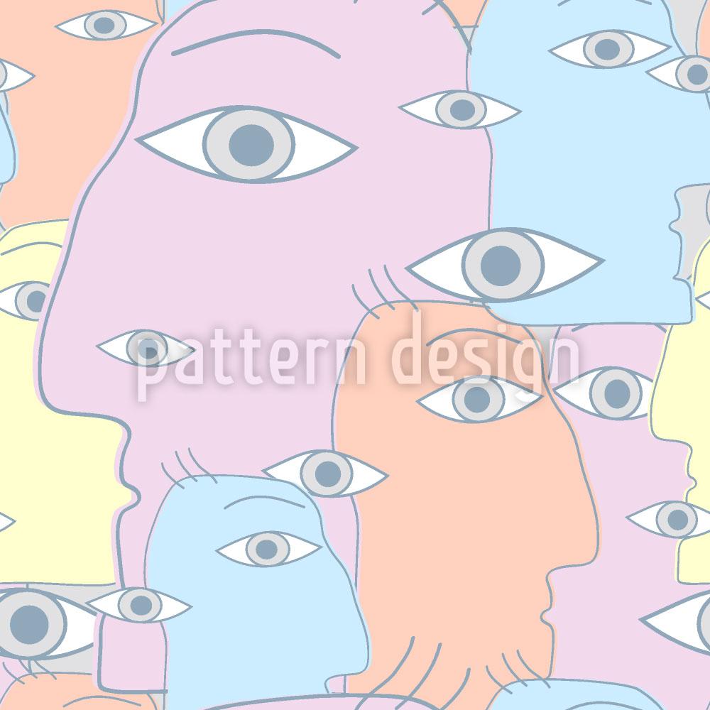 Designtapete Big Brother