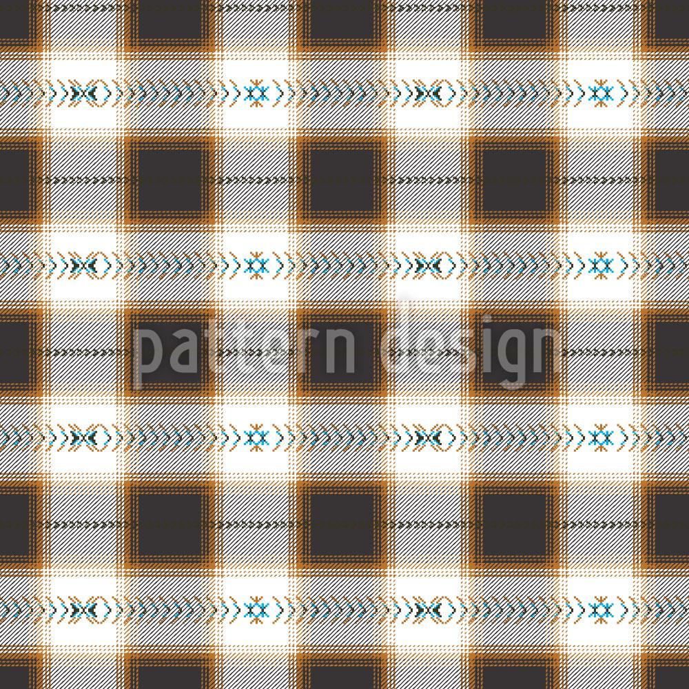 Designtapete Quadrat Im Web