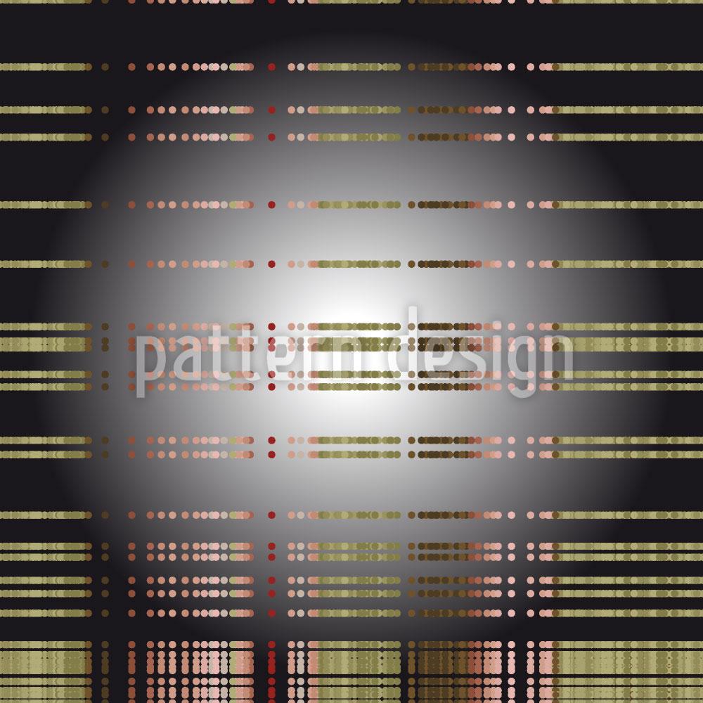 Designtapete Misses Westwoods Chromatograph