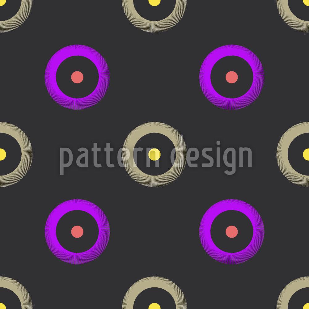 Designtapete Kreis Ist Das Ziel